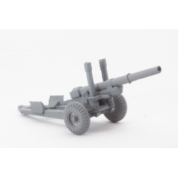 BL 5.5 inch Medium Gun (limbered)