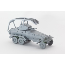 Sd.Kfz 231 6 Rad FU (Radio Car)