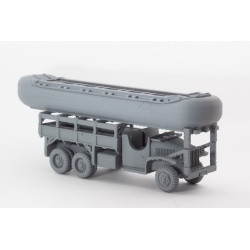 GMC CCKW 2323 Pontoon Transport