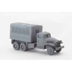 GMC CCKW 353 Workshop Truck