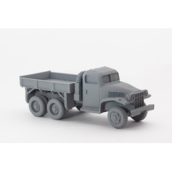 GMC CCKW 352 1944 Flatbed Truck