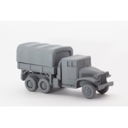 GMC CCKW 352 Flatbed Truck (cover)